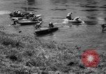 Image of White Water Racing Oregon United States USA, 1959, second 9 stock footage video 65675055769
