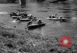 Image of White Water Racing Oregon United States USA, 1959, second 10 stock footage video 65675055769