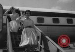 Image of fashion for holidays Netherlands Antilles, 1959, second 10 stock footage video 65675055775