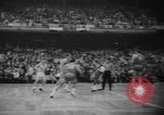 Image of basketball match Boston Massachusetts USA, 1961, second 9 stock footage video 65675055779