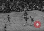 Image of basketball match Boston Massachusetts USA, 1961, second 11 stock footage video 65675055779