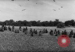 Image of penguins Santa Cruz Province Argentina, 1960, second 8 stock footage video 65675055784