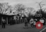Image of strike at zoo Bronx New York City USA, 1961, second 6 stock footage video 65675055791