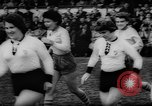 Image of International womens Soccer Germany, 1961, second 9 stock footage video 65675055792