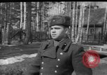Image of army cook Moscow Russia Soviet Union, 1961, second 10 stock footage video 65675055814