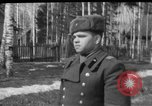 Image of army cook Moscow Russia Soviet Union, 1961, second 11 stock footage video 65675055814