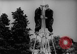 Image of single stage rocket Russia, 1955, second 10 stock footage video 65675055817
