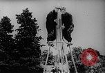 Image of single stage rocket Russia, 1955, second 12 stock footage video 65675055817