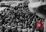 Image of return of space vehicle Russia, 1955, second 11 stock footage video 65675055820