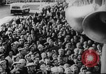 Image of return of space vehicle Russia, 1955, second 12 stock footage video 65675055820