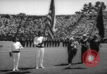Image of track and field meet United States USA, 1962, second 6 stock footage video 65675055832