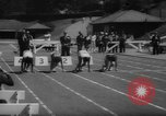 Image of track and field meet United States USA, 1962, second 12 stock footage video 65675055832