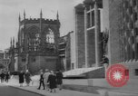 Image of consecration ceremony Coventry England, 1962, second 10 stock footage video 65675055834