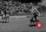 Image of 16th Annual Junior Rodeo California United States USA, 1962, second 10 stock footage video 65675055836