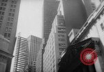 Image of stock exchange New York United States USA, 1962, second 6 stock footage video 65675055837