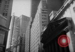 Image of stock exchange New York United States USA, 1962, second 7 stock footage video 65675055837