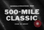 Image of Indianapolis 500 Mile Race Indianapolis Indiana USA, 1962, second 2 stock footage video 65675055841