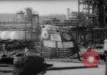Image of blast at chemical plant Brandenburg Kentucky USA, 1962, second 11 stock footage video 65675055845