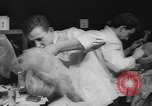 Image of Coiffure Contest Hungary, 1962, second 8 stock footage video 65675055848