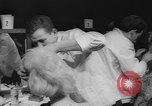 Image of Coiffure Contest Hungary, 1962, second 9 stock footage video 65675055848
