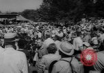 Image of Herbert Clark Hoover West Branch Iowa USA, 1962, second 10 stock footage video 65675055853