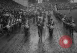 Image of Brass Band Championship Kerkrade Netherlands, 1962, second 8 stock footage video 65675055854