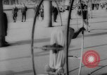 Image of Rhoen Wheel Germany, 1962, second 9 stock footage video 65675055859