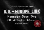 Image of John F Kennedy Philadelphia Pennsylvania USA, 1962, second 2 stock footage video 65675055860