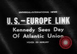 Image of John F Kennedy Philadelphia Pennsylvania USA, 1962, second 5 stock footage video 65675055860