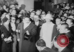 Image of wedding ceremony Arcore Italy, 1962, second 11 stock footage video 65675055870