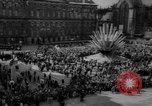 Image of double celebration Amsterdam Netherlands, 1962, second 8 stock footage video 65675055872