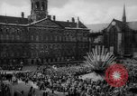 Image of double celebration Amsterdam Netherlands, 1962, second 11 stock footage video 65675055872