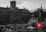 Image of double celebration Amsterdam Netherlands, 1962, second 12 stock footage video 65675055872