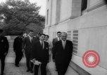 Image of Gherman Titov Washington DC USA, 1962, second 10 stock footage video 65675055873