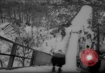 Image of National Skiing Championship Fox River Grove Illinois USA, 1962, second 5 stock footage video 65675055886