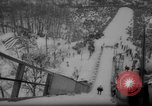 Image of National Skiing Championship Fox River Grove Illinois USA, 1962, second 6 stock footage video 65675055886