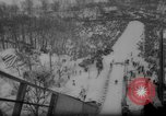 Image of National Skiing Championship Fox River Grove Illinois USA, 1962, second 7 stock footage video 65675055886
