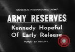 Image of John F Kennedy United States USA, 1961, second 1 stock footage video 65675055892