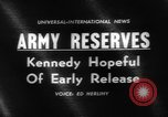 Image of John F Kennedy United States USA, 1961, second 3 stock footage video 65675055892