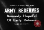 Image of John F Kennedy United States USA, 1961, second 4 stock footage video 65675055892