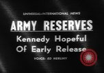 Image of John F Kennedy United States USA, 1961, second 5 stock footage video 65675055892