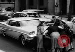 Image of accidents due to jaywalking United States USA, 1961, second 10 stock footage video 65675055897