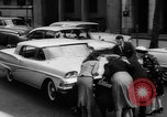 Image of accidents due to jaywalking United States USA, 1961, second 11 stock footage video 65675055897