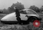 Image of crash proof car United States USA, 1961, second 1 stock footage video 65675055904