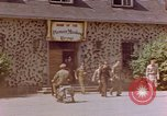 Image of activities of officers Germany, 1945, second 10 stock footage video 65675055915