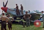 Image of men disassemble parts Germany, 1945, second 4 stock footage video 65675055921