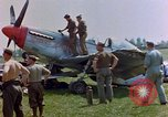 Image of men disassemble parts Germany, 1945, second 5 stock footage video 65675055921