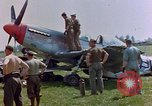 Image of men disassemble parts Germany, 1945, second 6 stock footage video 65675055921