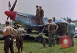 Image of men disassemble parts Germany, 1945, second 7 stock footage video 65675055921