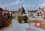 Image of Destroyed Lyzeum Wiesbaden Germany, 1945, second 5 stock footage video 65675055927